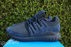 Adidas Tubular Radial Navy Blue