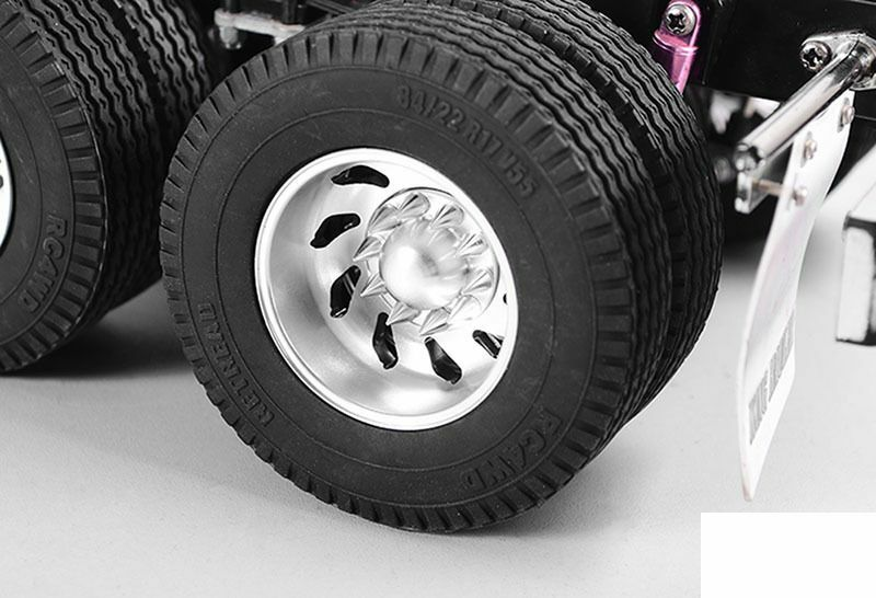 Force directionnel semi semi semi roues arrière avec Spiked Caps RC4WD Z-W0148 Tamiya Camion RC fc59d3