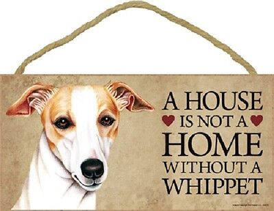A House Is Not A Home GREAT PYRENEES Dog 5x10 Wood SIGN Plaque USA Made