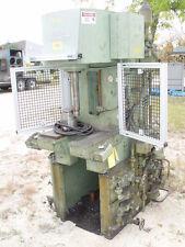 10 Ton Denison C Frame Hydraulic Multi Press Withsafety Enclosure T100la72s210