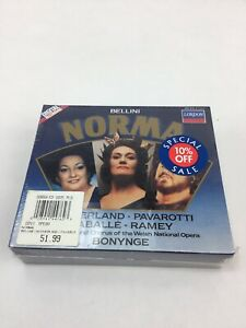 Joan-Sutherland-V-Bellini-Norma-New-CD-Holland-Import