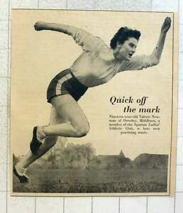 1953-19-year-old-Valerie-Newman-Of-Osterley-Middlesex-Spartan-Ladies-Athletic