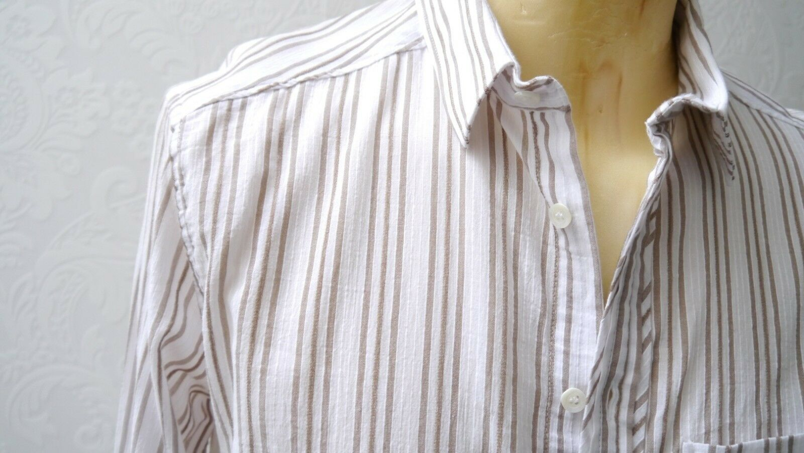 CHEMISE HOMME HOMME HOMME DOLCE & GABBANA Chemise Taille 52, 100% authentique, neuf 500d41