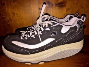 Details zu Skechers Shape Ups Toner Walking Training Athletic Schuhe Sz 7.5 7