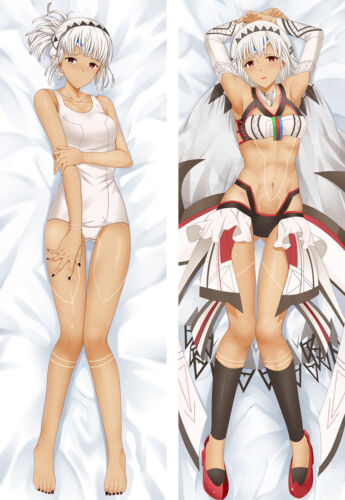 New Anime Fate Apocrypha Grand Order Dakimakura Hugging Pillow Case Cover B