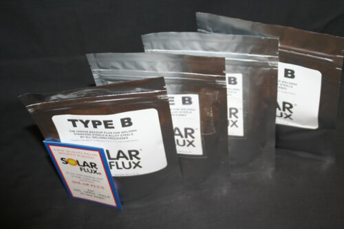 59ml Stainless steel weld solar flux type b for tig mig smaw