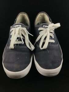 bd51d0b9664b7 Image is loading Keds-Women-039-s-Champion-Oxford-Canvas-Sneakers-