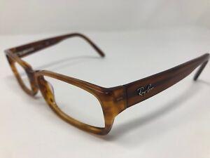ce88aff685f9 Ray Ban Eyeglass Frames RB5078-2144 Tortoise Frame 53-16-135mm Full ...