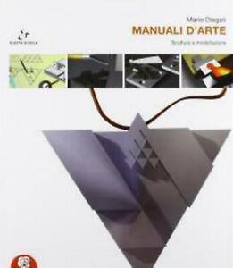 manuale-d-039-arte-scultura-e-modellazione-Electa-Scuola-codice-9788863080537