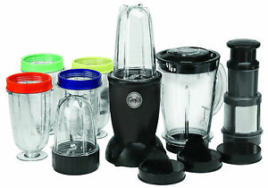 Gordon Ramsay 17 Piece Multi Blender Mixer Smoothie Puree ...