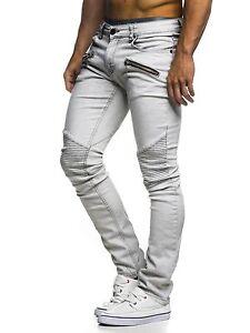 Details zu LEIF NELSON Herren Hose Jeans Jeanshose Freizeithose Denim LN273D