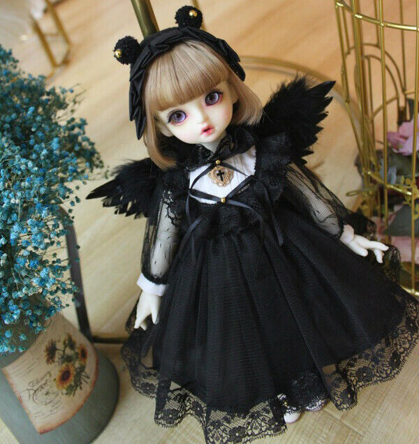 By Brand, Company, Character New 1/4 MSD MDD BJD Doll