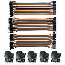 120 Pack Breadboard Jumper Wires 5pcs Joystick Breakout Module Game Controller