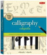 Calligraphy Kit: A Complete Lettering Kit for Beginners With Calligraphy Pens