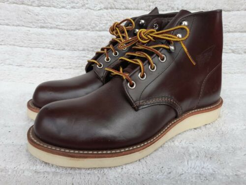 Red Wing 8134 Classic Round Toe Brown Leather Boot