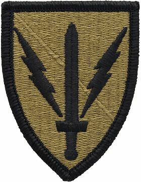 A-1-179 PMV-NG//TN Tennessee National Guard Scorpion Patch w//Fastener
