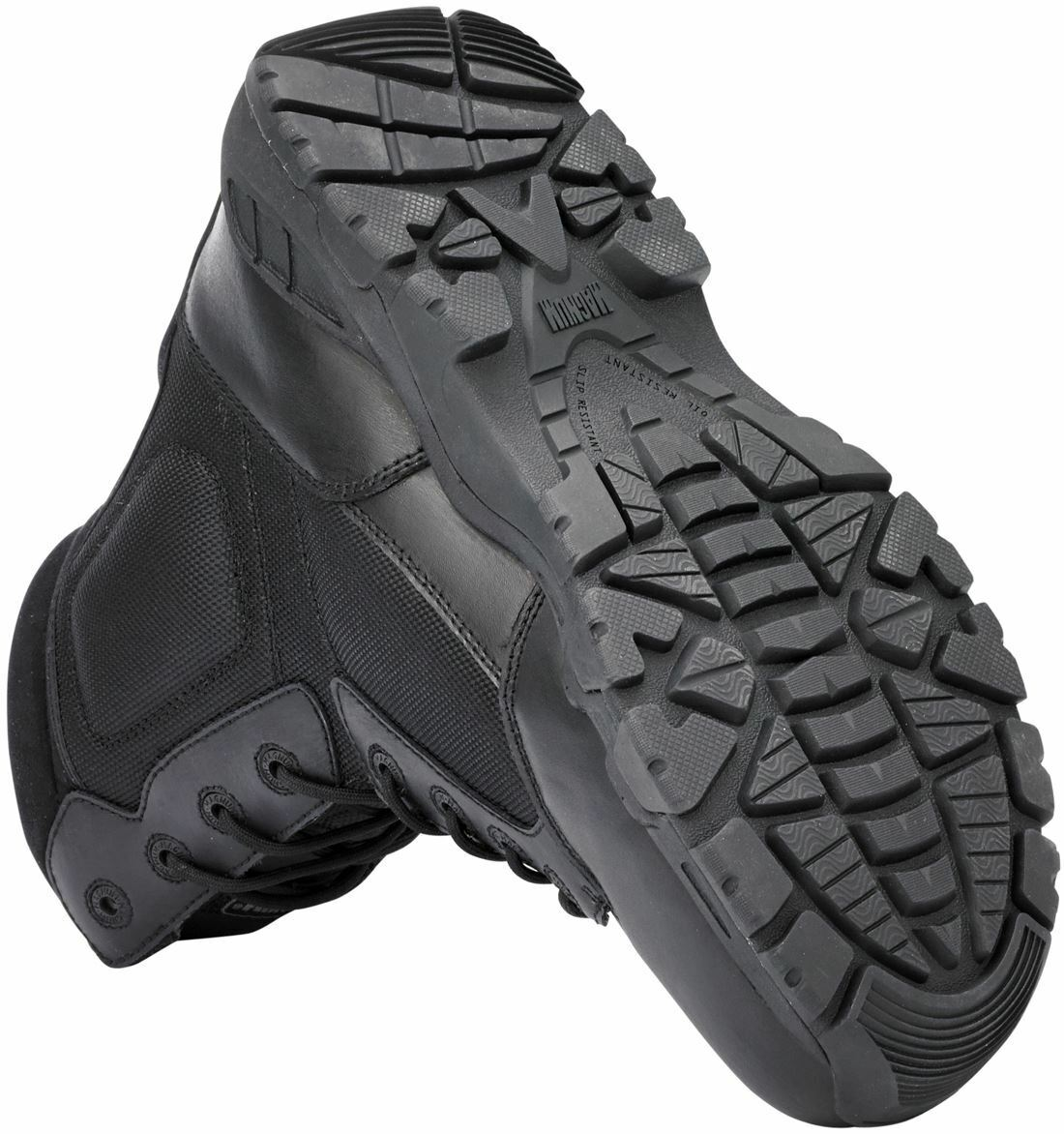 MAGNUM VIPER PRO 8.0 Botas EN TACTICAL POLICE MILITARY SECURITY POLICE TACTICAL FOOTWEAR Negro 6b4072