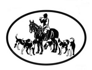 Equestrian Discipline and Iconography Car Window Clings