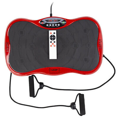 3D Vibrationsplatte Vibrationstrainer Fitness Power Vibro Trainingsgerät