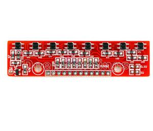 Tracking Module Hunt Module 8Bit Infrared Detection Sensor Module Arduino BBC