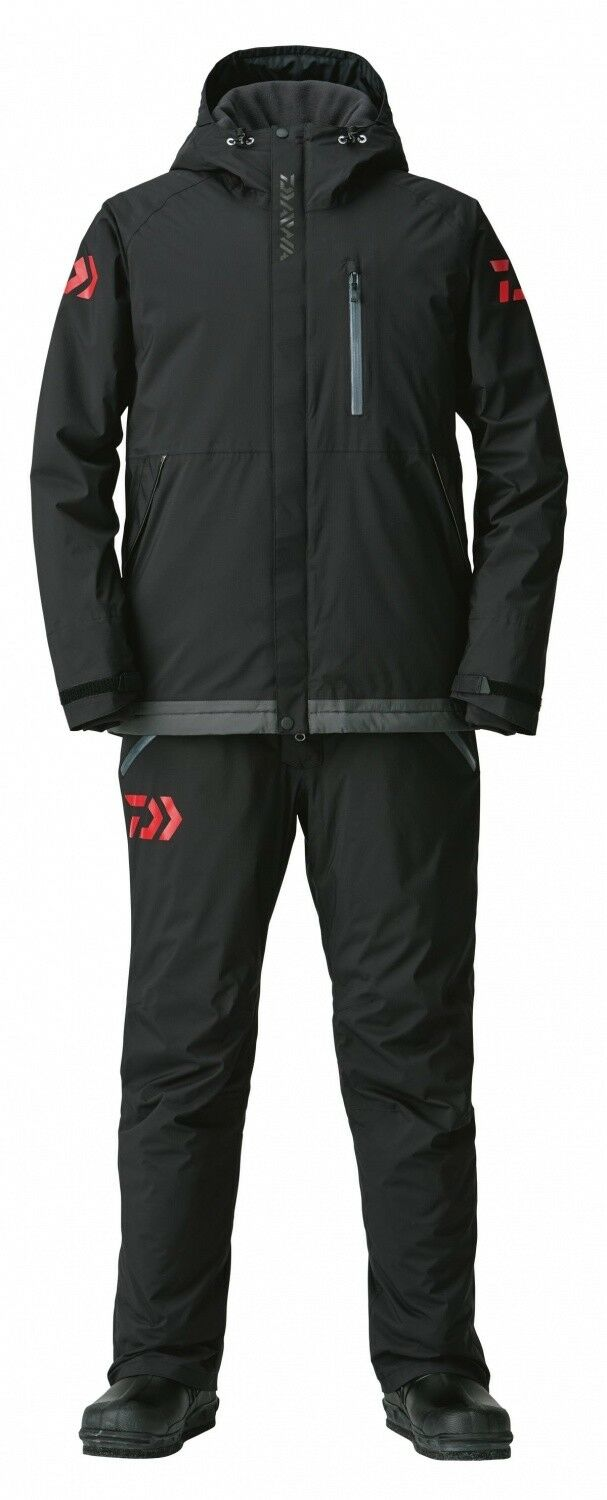 XL DW-3208 Winter Thermoanzug Winteranzug 2-tlg Daiwa Rainmax EHL Wintersuit Gr Angelsport Anzüge