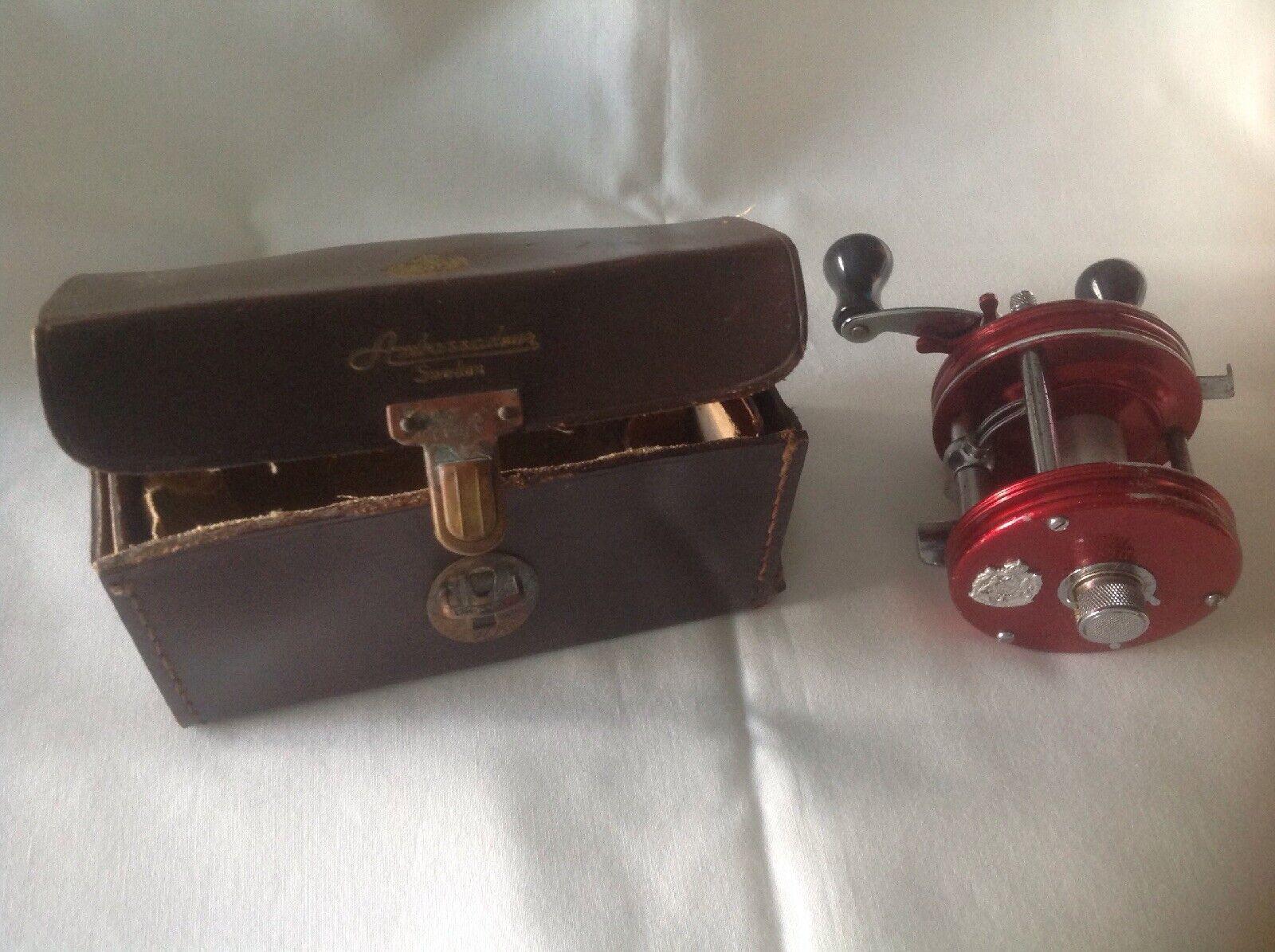 Vintage Ambassadeur 5000 With Box