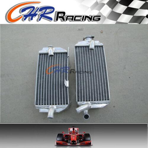 R/&L aluminum radiator for Honda CRF450R CRF450 CRF 450R 2013 2014 13 14
