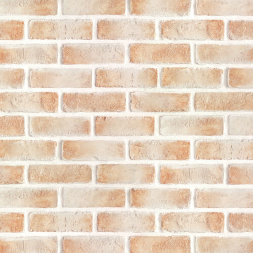 Clearance SaleBrick Contact Wallpaper Peel and Stick Paper Countertop Cabinet
