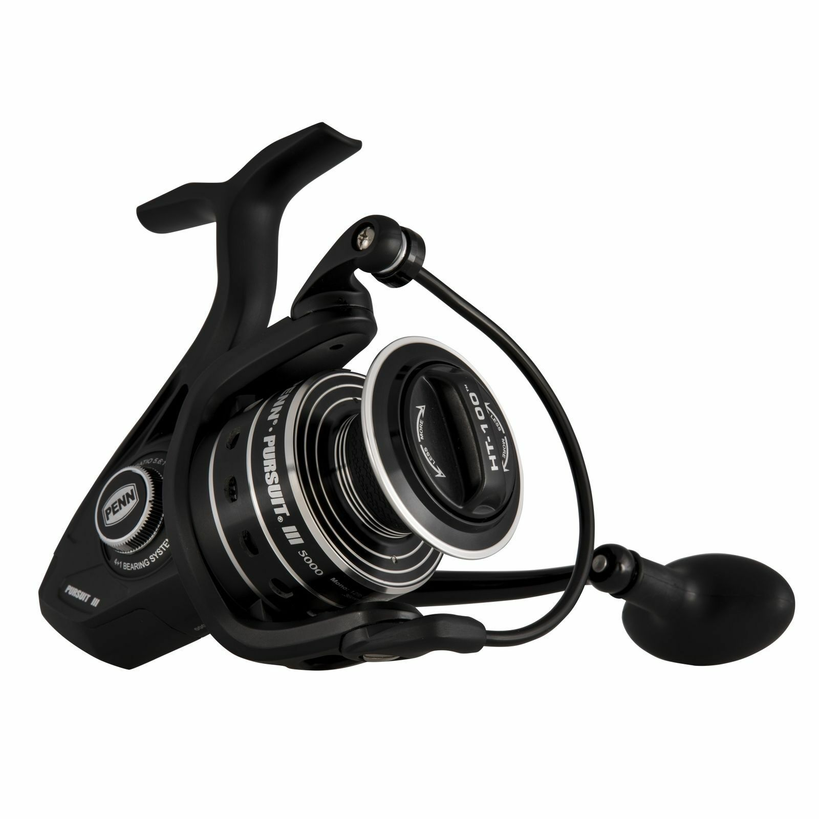 Penn Pursuit PURIII8000 II Series Spin Spinning Reels - New 2018 + Warranty 8000