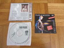 FRANK NIMSGERN GINO VANNELLI Street Stories OOP 1992 GERMANY CD single
