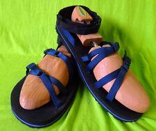 TEVA strap toe sandal US15 UK14 EU49 Jp325 BLUE hiking water thong slipper shoe