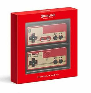 Nintendo-Switch-Online-limited-edition-Famicom-Controller-NES-Joycon-pad-NEW