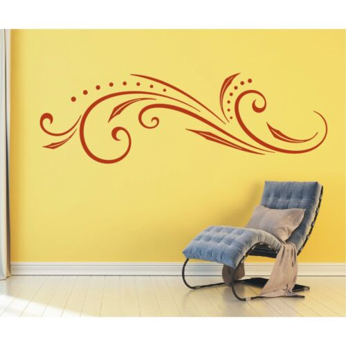 Mural Ornement mobilier Vigne Sticker Autocollant Sticker