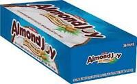 Almond Joy Candy Bar - 1.61 Oz - 36 Ct
