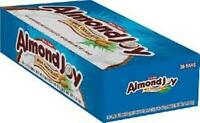 Almond Joy Candy Bar - 1.61 Oz - 36 Ct