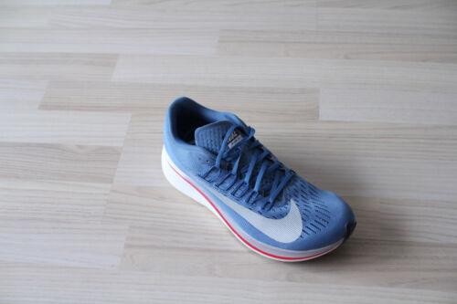 Nike Zoom Fly Blau Weiß Gr. 41,42 NEU & OVP 880848 402