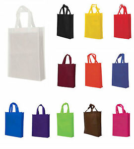 50 BOLSAS NON-WOVEN CON ASA Y FUELLE 40 X 30 X 10 13 COLORES DISPONIBLES