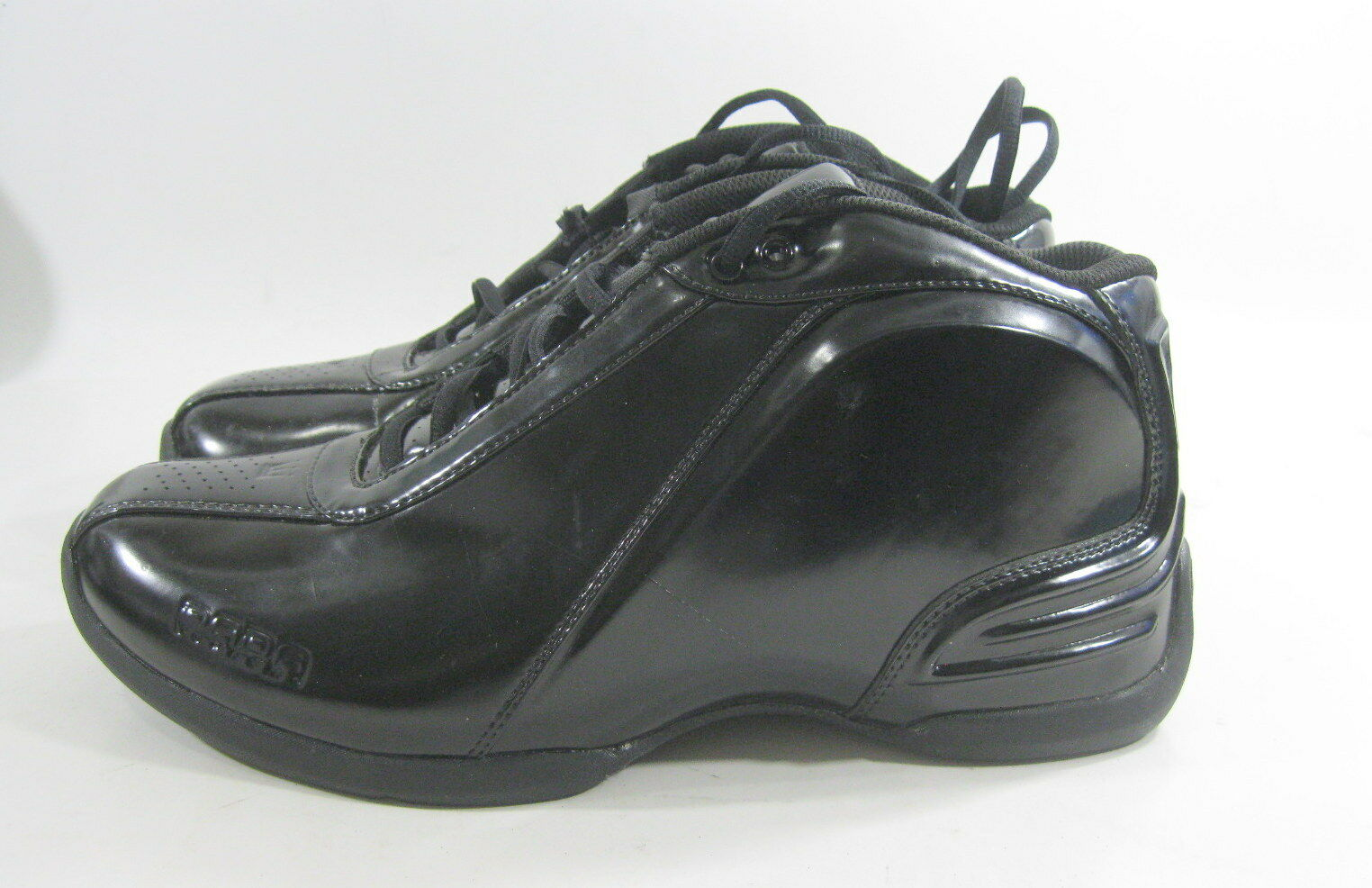 Dada Supreme Hi Basketball Shoes Tmbl 099S Rrr Black Chrome Size 11