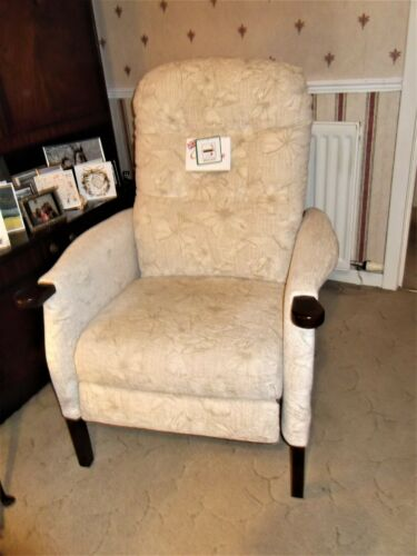 Large Cintique relaxer chair, never been used