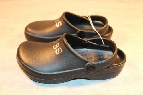 Skechers Bobs Black Croc Shoes Boys Youth 2