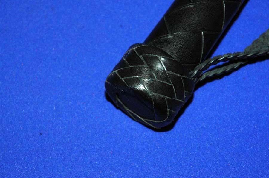 Genuine Leder Leder Genuine Bull whip flogger crop nagayka f0e1ea
