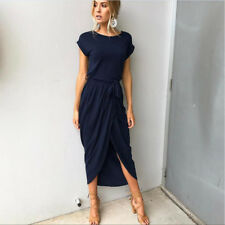 4cd0e6290382 item 3 UK Womens Short Sleeve Boho Maxi Dress Ladies Summer Holiday Beach  Wrap Sundress -UK Womens Short Sleeve Boho Maxi Dress Ladies Summer Holiday  Beach ...