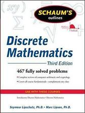 Good, Schaum's Outline of Discrete Mathematics, Revised Third Edition (Schaums'