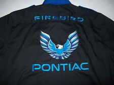 NEU PONTIAC FIREBIRD Fan- Hemd schwarz/blau shirt blouse camisa chemise camicia