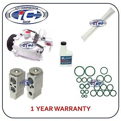A//C Compressor Kit Fits Honda Civic 2012-2015 2 Door Honda CR-V OEM TRSE09 97580