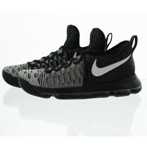 0f9362cae3e Details about Nike 843395 Mens Zoom Kevin Durant 9 Mid Top Basketball Shoes  Sneakers
