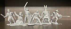 Gladiatori Soldatini e figurini di Publius  Plastica 1/32 Rarità