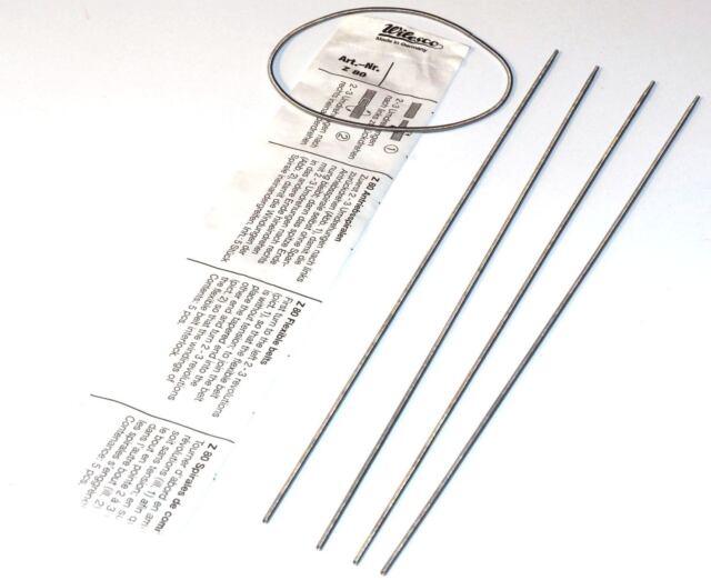 Wilesco 00820 Antriebsspiralen Z 80 2,0 X 500 mm Dampfmaschienen Zubehör NEU