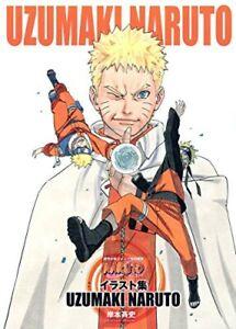 Naruto-Uzumaki-Illustrations-2015-Jump-Comics-Anime-Manga-Art-Book-NEW