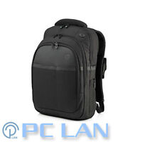 Hp 17.3'' Carry Case, Business Backpack, Nylon, Black Bp849aa
